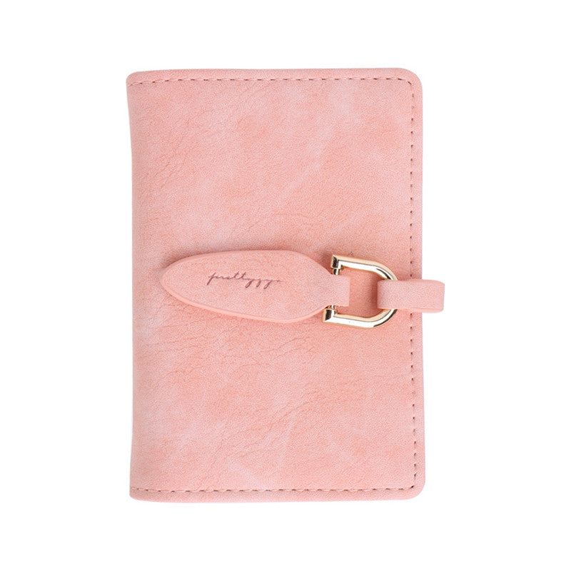 Vegan Leather Business Credit Card Holder for a Woman's Vegan Lifestyle