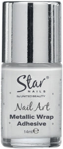 Metallic Wrap/Foil Adhesive United Beauty - Star Nails - Shopdance.co.uk