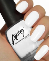 Professional Nail Polish Snow White 15ml Attitude by Star Nails - United Beauty - Shopdance.co.uk