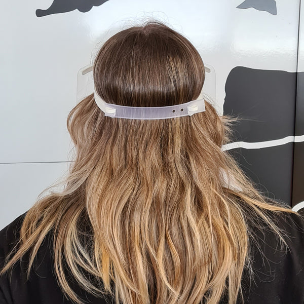 Face Visor - Face Shield - Perfect for Hairdressers. - Shopdance.co.uk