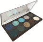 Pressed Glitter Palette - Mermaid - Technic - Shopdance.co.uk