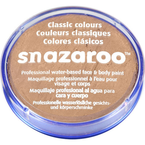 Snazaroo Barely Beige Facepaint 18ml - Shopdance.co.uk