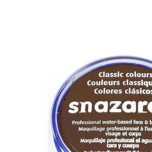 Snazaroo Rust Brown Facepaint 18ml - Shopdance.co.uk