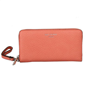 Purse Textured Coral - Red Cuckoo - Shopdance.co.uk