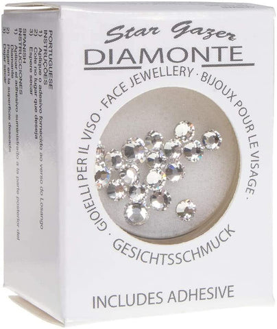 Face & Body Diamonds / Gems, with Adhesive - Stargazer - Shopdance.co.uk