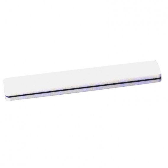 Nail File (Jumbo White Sanding File) - Shopdance.co.uk