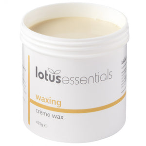 Creme Wax 425g - Lotus Essentials - Shopdance.co.uk