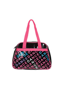 Childrens Dance Bag Black and Pink by Capezio Code: B80 - Shopdance.co.uk
