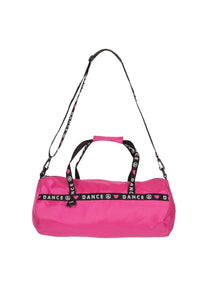 Capezio Dance Dance Duffle Bag in Pink Code: B81 - Shopdance.co.uk