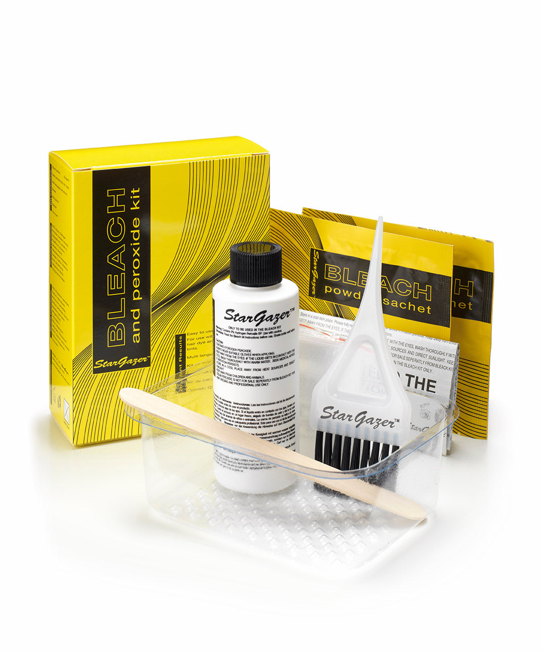 Bleach and Peroxide Kit - Stargazer - Shopdance.co.uk