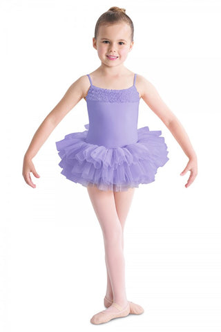 Lilac Girls Pretty Tutu Dress  by Bloch Code: CL7120 - Shopdance.co.uk