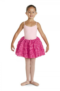 Girls Pink Tutu Skirt (Hot Pink) by Bloch Code: CR9741 CLEARANCE - Shopdance.co.uk