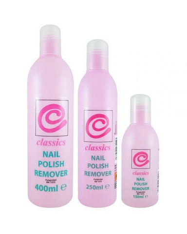 Nail Polish Remover 250ml - Classics - Shopdance.co.uk