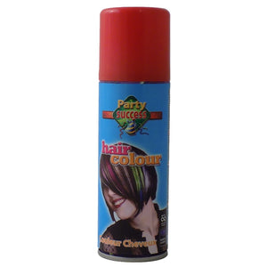 Hair Spray 125ml RED - Shopdance.co.uk