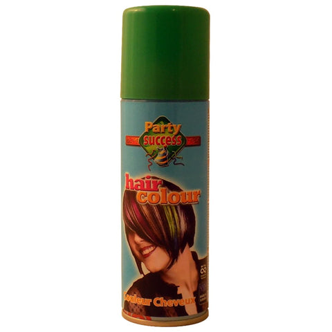 Hair Spray 125ml GREEN - Shopdance.co.uk