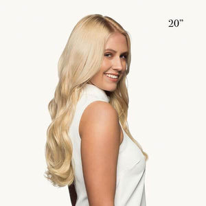 Hair Extension 20 INCH LUXURY CLIP IN Human Hair extension by Stranded - Shopdance.co.uk