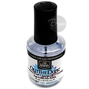 Out The Door Super Fast Drying Top Coat 15ml (CLEAR) - Shopdance.co.uk