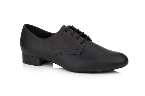 Mens Black Leather Ballroom Shoe by Freed of London Code: KELLY - Shopdance.co.uk