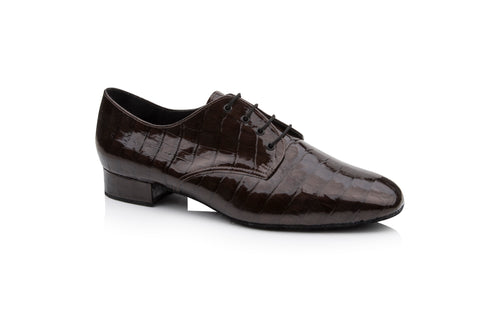 Mens Black Gibson Ballroom Shoe by Freeds of London Code: KELLY - Shopdance.co.uk