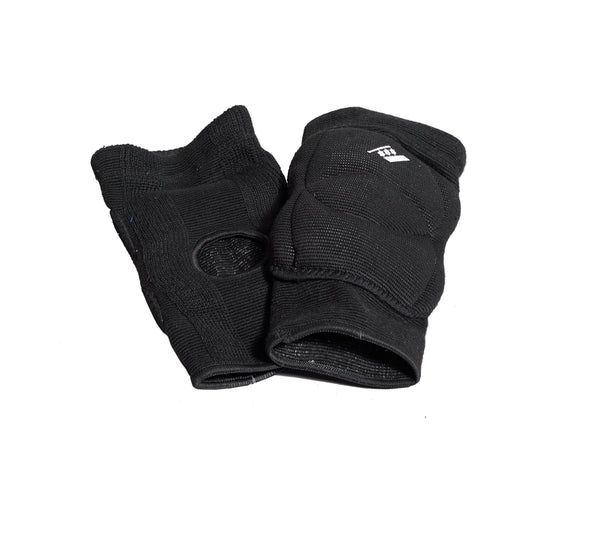 Dancers Knee Pads BLACK Protective Padded by Capezio Code: KP01B - Shopdance.co.uk