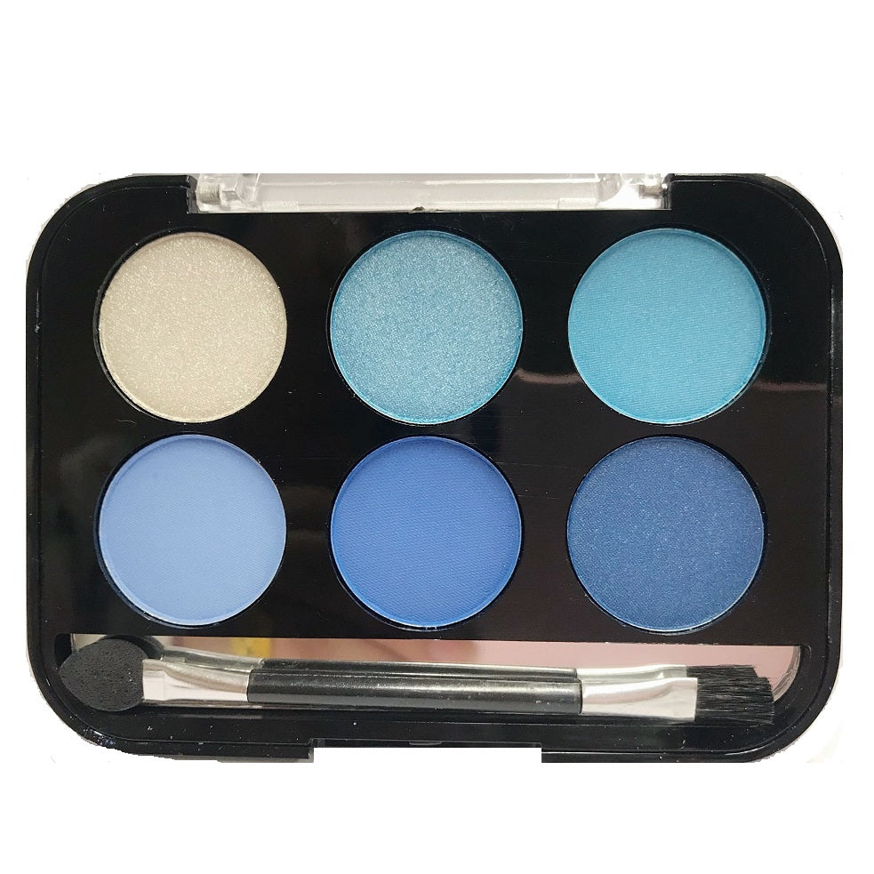 Laval Eyeshadow Palette Blues - Shopdance.co.uk