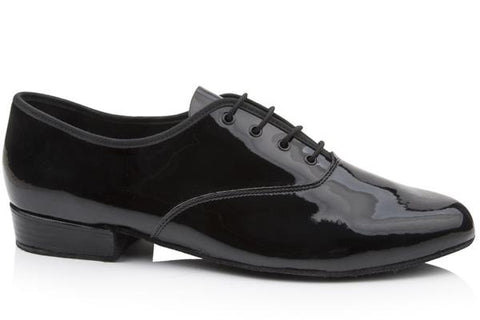 Boys-Mens Patent Ballroom Shoe by Freeds of London Code: MPB - Shopdance.co.uk