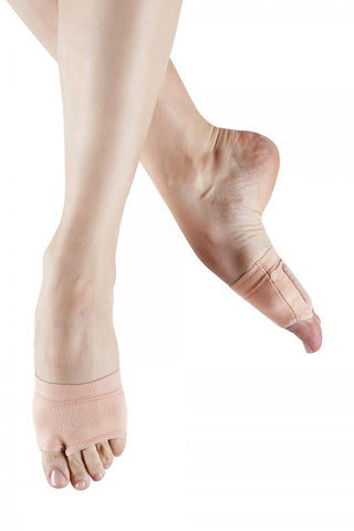 STRETCH CANVAS FOOT THONG by Bloch Code: SO638L CLEARANCE - Shopdance.co.uk