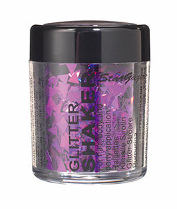 Glitter Shaker PURPLE TRIANGLE - Stargazer - Shopdance.co.uk
