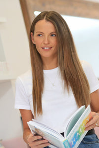 Hair Extension 1 piece synthetic Straight clip in hair extension by Stranded - Shopdance.co.uk