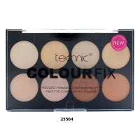 Pressed Powder Contour Palette by Technic - Shopdance.co.uk