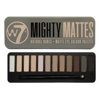 Eye Shadow Palette Mighty Mattes by W7 - Shopdance.co.uk