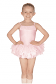 Girls Pink Desdemona Tutu Leotard by Bloch Code: CL7120 - Shopdance.co.uk
