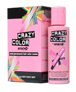 Crazy Colour Semi Permanent Hair Dye 100ml CANDY FLOSS - Shopdance.co.uk
