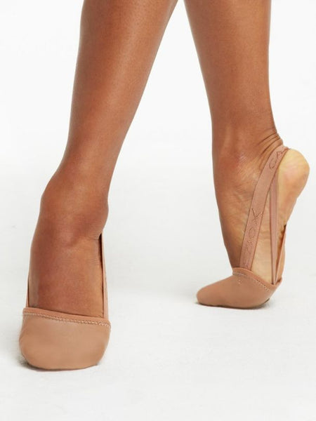 Leather Dance Pirouette Spin Shoe by Capezio Code: H062 - Shopdance.co.uk