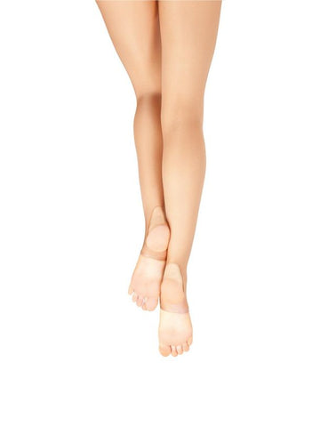 Stirrup Dance Tights - Light Toast - Ultra Shimmer - By Capezio Code: 1881 - Shopdance.co.uk