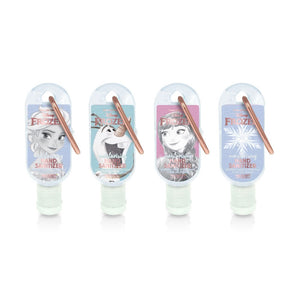 Hand Sanitiser - Disney Frozen - Clip on - by Mad Beauty - 4 different ones to choose from. - Shopdance.co.uk