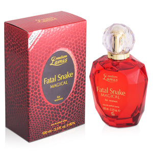 Fatal Snake Magical - Ladies - 100ml - EDP - Creation Lamis - Shopdance.co.uk