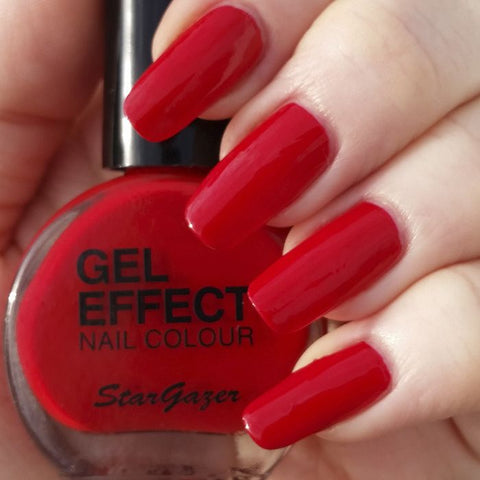 Gel Effect Nail Polish - Vampire - Stargazer - Shopdance.co.uk