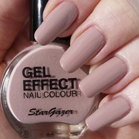 Gel Effect Nail Polish Mink (Stargazer) - Shopdance.co.uk