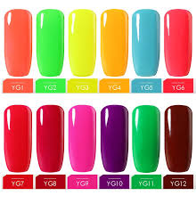 Gel Nail Polish -  Belle - UV/LED 8ml - Shopdance.co.uk