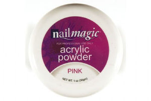 Acrylic Powder Pink - Nail Magic - Shopdance.co.uk