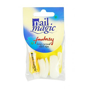 Nail Magic Nail Tips Fantasy Long - Shopdance.co.uk