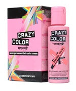 Crazy Colour Semi Permanent Hair Dye 100ml PEACHY CORAL - Shopdance.co.uk