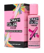 Crazy Colour Semi Permanent Hair Dye 100ml PINKISSIMO - Shopdance.co.uk