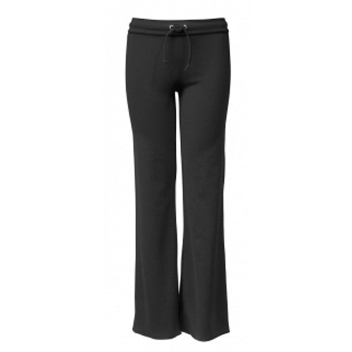 Girls Supplex Black Jazz Pants by Papillon Code: PK3048 CLEARANCE - Shopdance.co.uk
