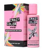 Crazy Colour Semi Permanent Hair Dye 100ml PLATINUM - Shopdance.co.uk