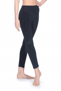 Girls Dance Leggings (Full Length Black) by Arabesque - Shopdance.co.uk