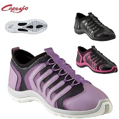 Capezio DS100 Dance Sneakers - Snakespine - Purple - Clearance - Shopdance.co.uk