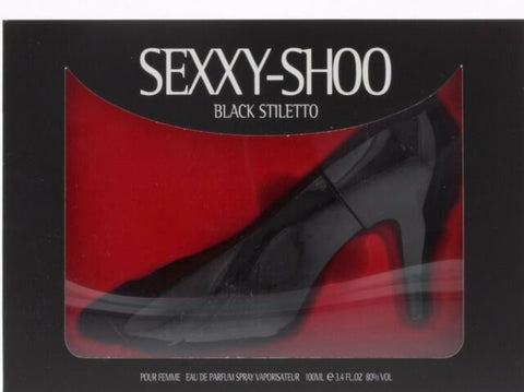 Sexxy-Shoo Black (Ladies 100ml EDP) Laurelle Perfumes