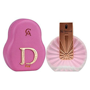 DREAMZ PINK Pour Femme By Chris Adams Eau De Parfum, Perfume Spray. 100ml - Shopdance.co.uk